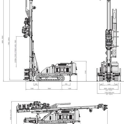 Schéma MC 900 4D